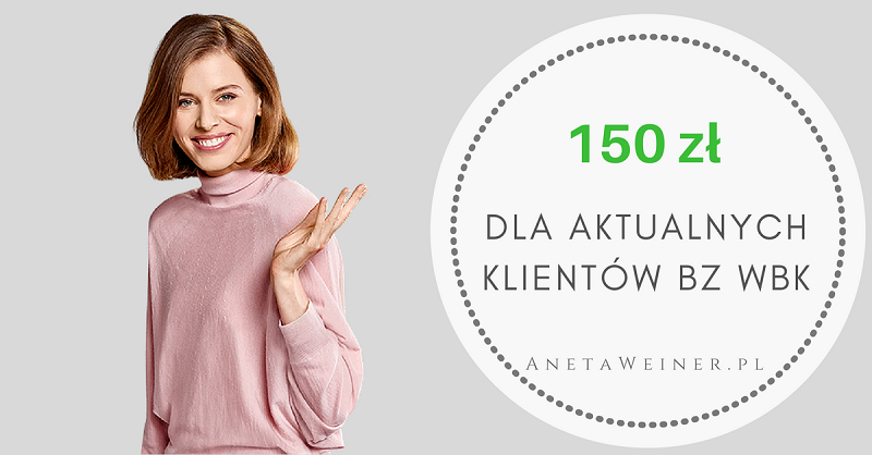 150 zł za 2 przelewy dla aktualnych klientów BZ WBK [Małe oszczędności]